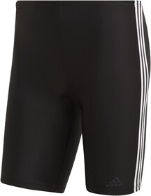 adidas Fit 3 Stripes Badebukser Herrer, blackwhite